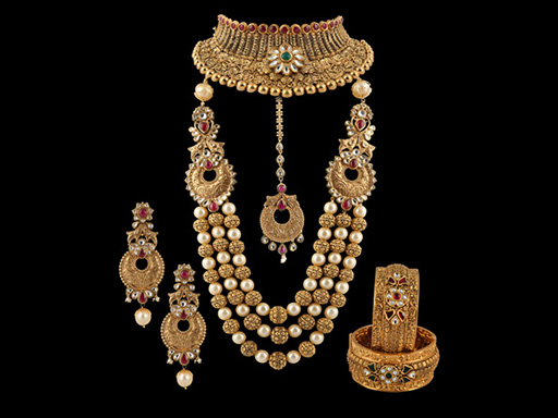 bridal under 15 – too gold centric for the price Manohar lal jewellers pvt ltd, new delhi winner