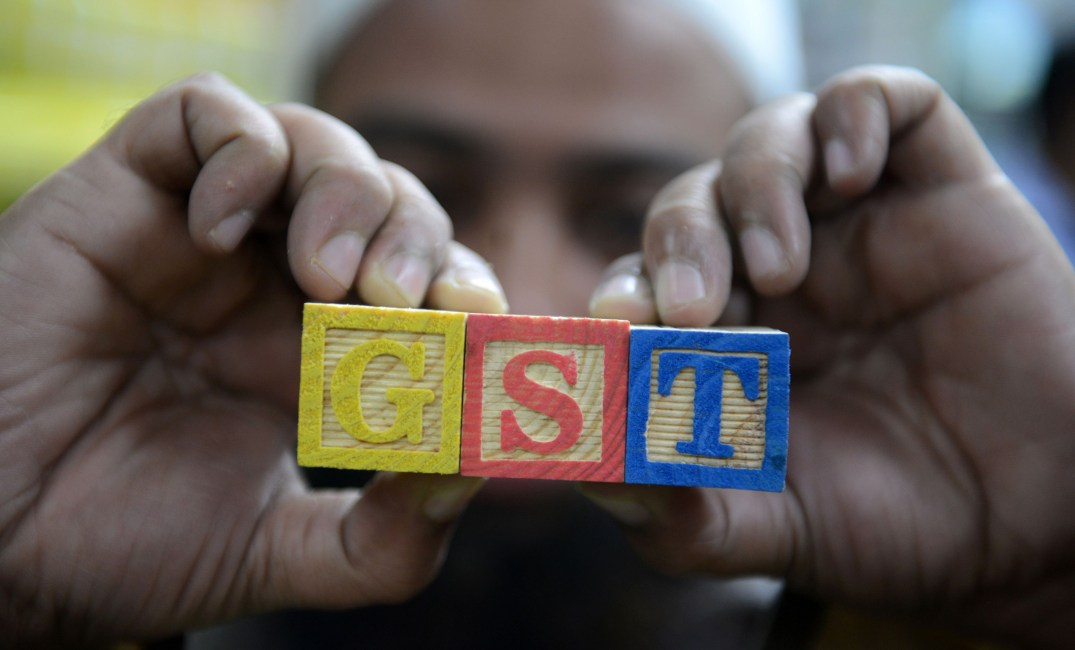 GST. PC-Times Of India Blogs.