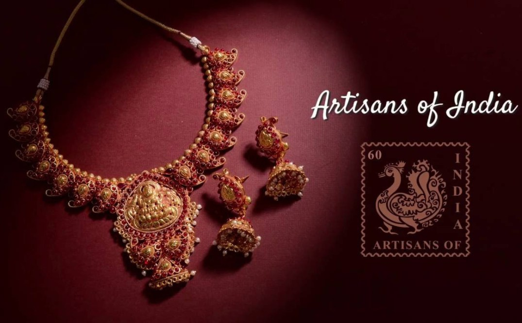 Artisans Of India By Velvetcase. Click On The Image To YouTube It.