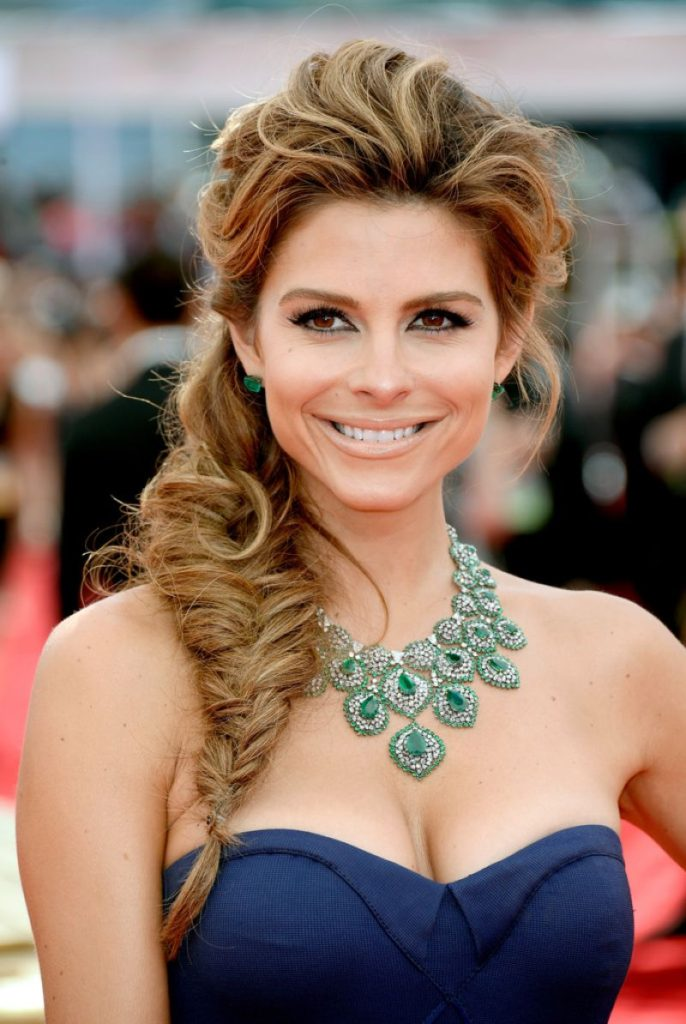 Maria Menounos at 65th Annual Emmy Awards