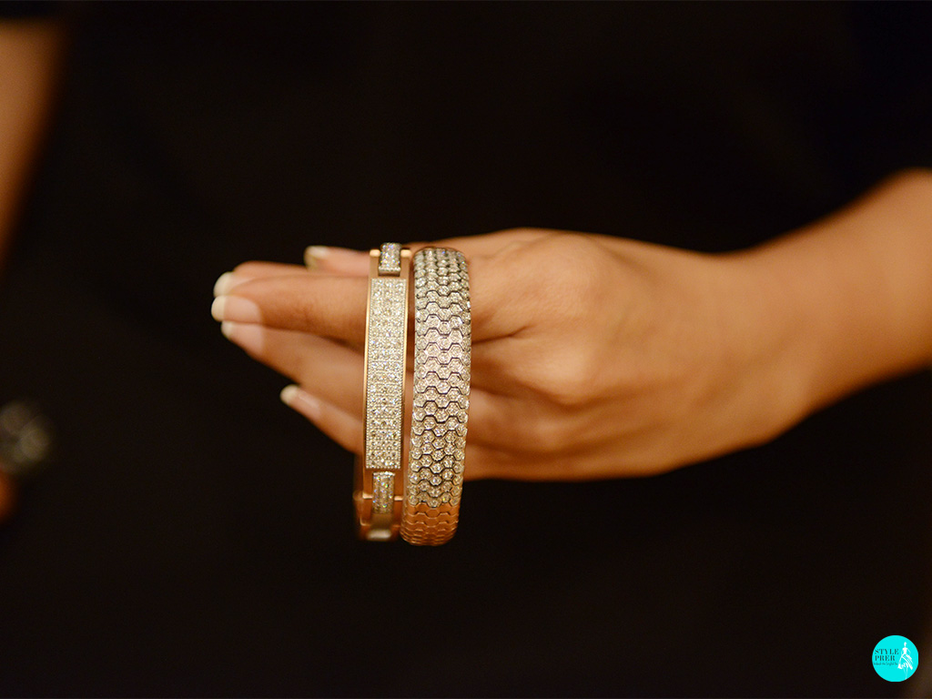 Mens Diamond Bracelet By Hazoorilal Legacy