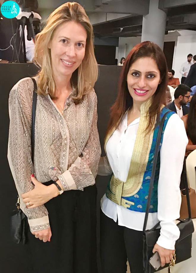 Prernaa Makhariaa With Francesca Cartier Brickell, Direct Descendant Of Cartier Family. In Conversation With Her About Her Favourite Jewellery Designed For The Maharajas In India By Cartier. Did You Know - Pierre Cartier, Acquired The Entire Cartier New York 5th Avenue Building Around 100 Years Ago In Exchange For Two Strands Of Perfectly Matched Natural Pearl Necklace Valued Around $ 1 Million
