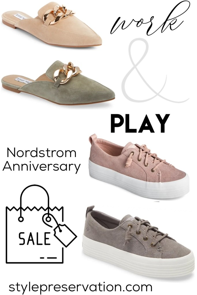 Nordstrom Anniversary Sale women's shoes