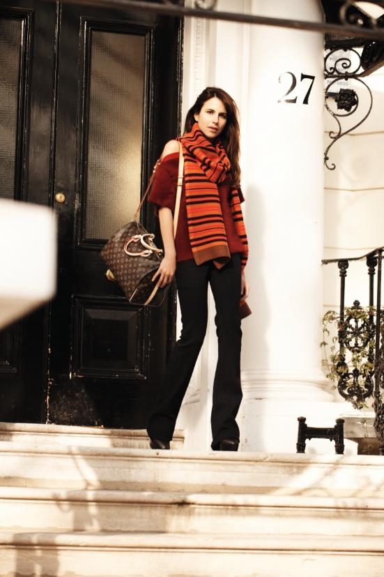 Louis Vuitton Speedy Bandouliere Bag Feat Caroline Sieber 3