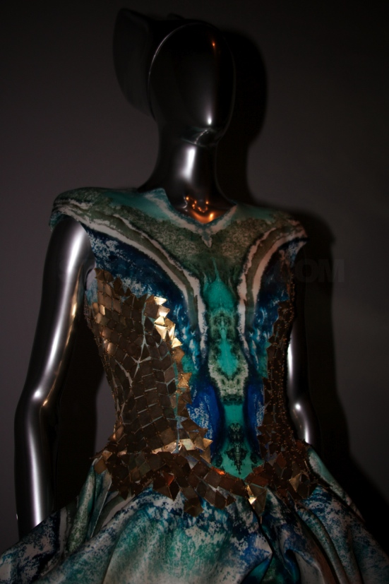Alexander McQueen Savage Beauty Costume Institute Metropolitan Museum of Art 4