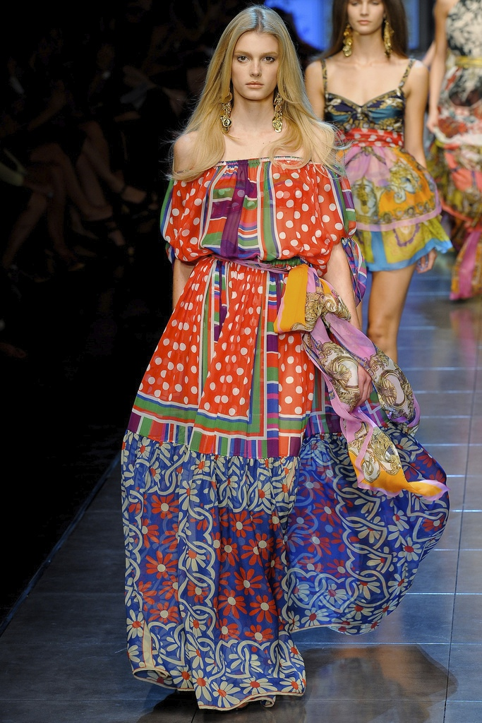 D&G Spring Summer 2012 Collection 20