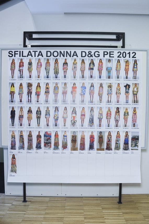 D&G Spring Summer 2012 Collection 24