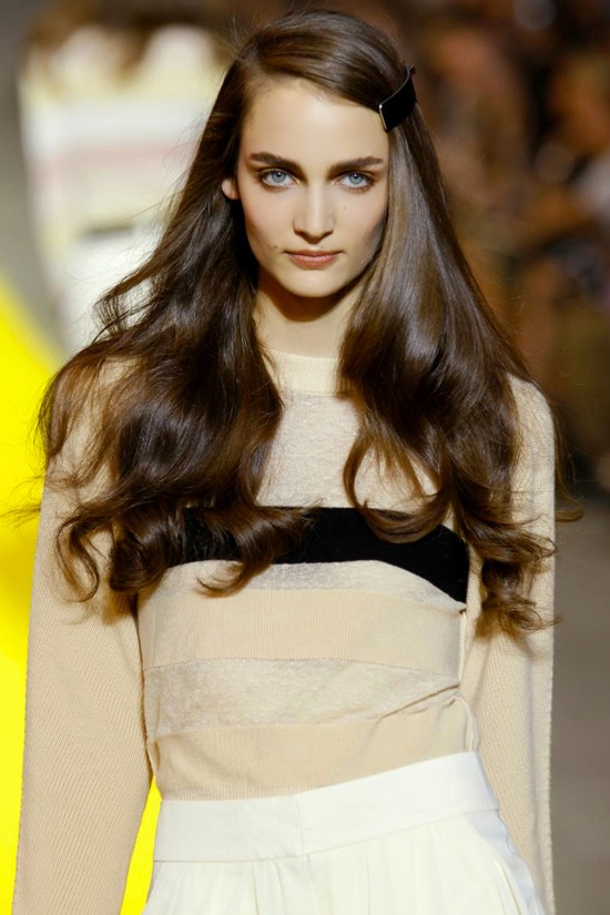 Sonia Rykiel Spring Summer 2012 Backstage Beauty 5