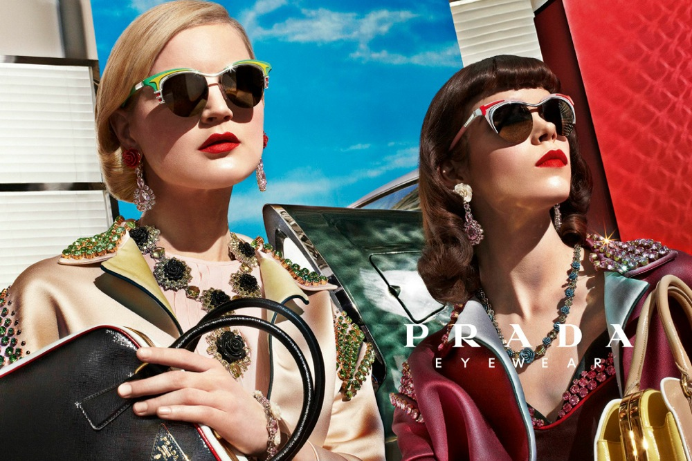 Prada Spring Summer 2012 Ad Campaign by Steven Meisel 18