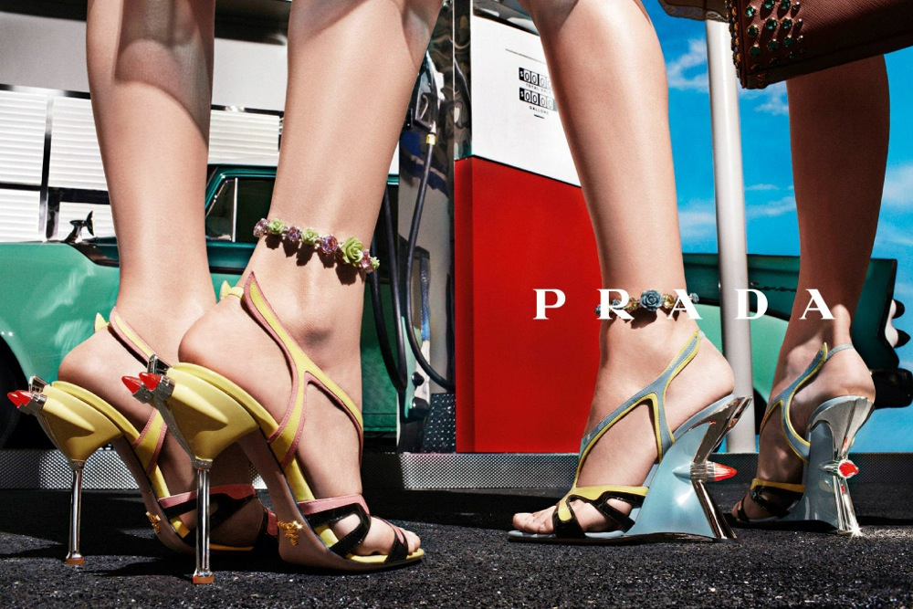 Prada Spring Summer 2012 Ad Campaign by Steven Meisel 27