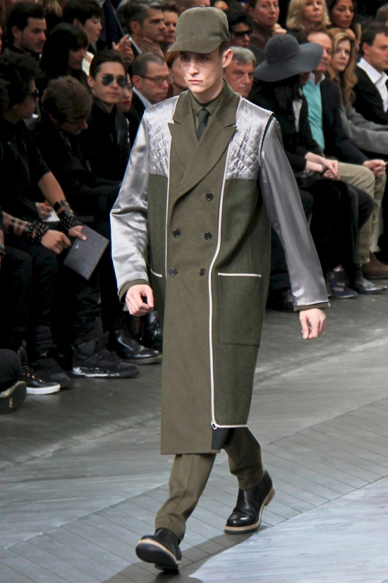 Dior Homme Fall Winter 2012 Collection 16