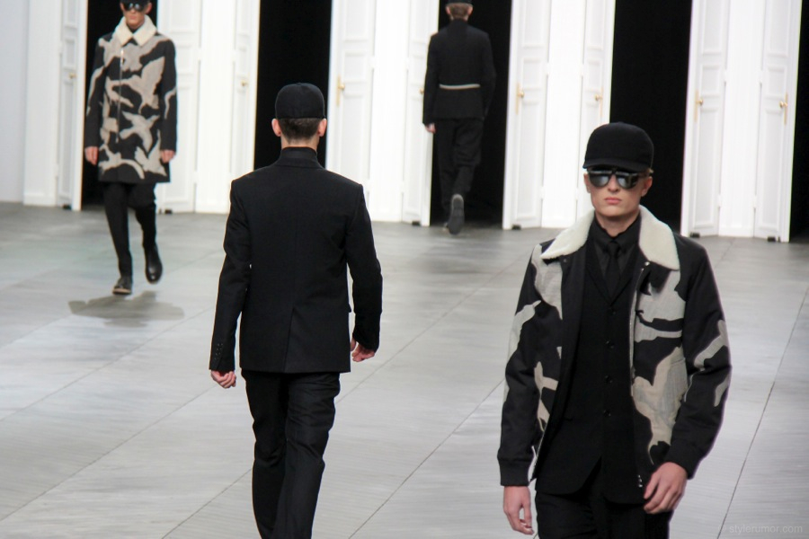 Dior Homme Fall Winter 2012 Collection 22