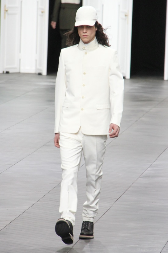 Dior Homme Fall Winter 2012 Collection 8