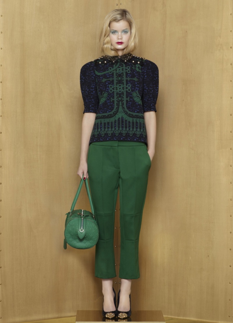 Louis Vuitton Pre-Fall 2012 Collection 19