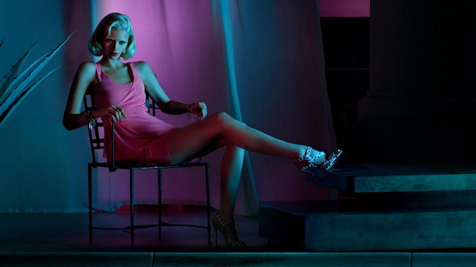 Making Of Versace for HM Cruise 2012 Ad Campaign 23