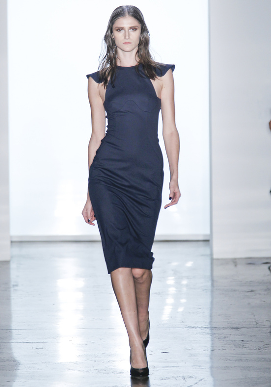 Cushnie et Ochs Fall Winter 2012 Collection 7