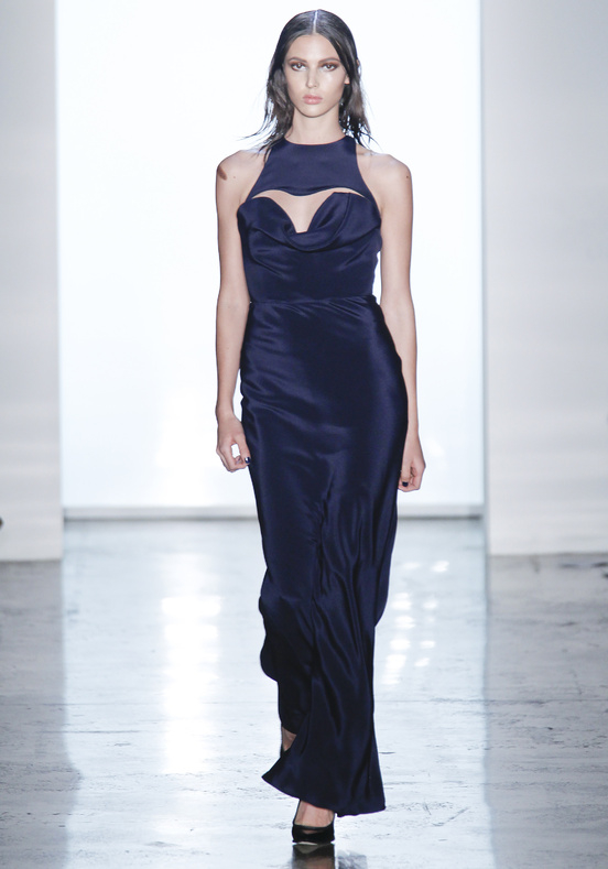 Cushnie et Ochs Fall Winter 2012 Collection 9