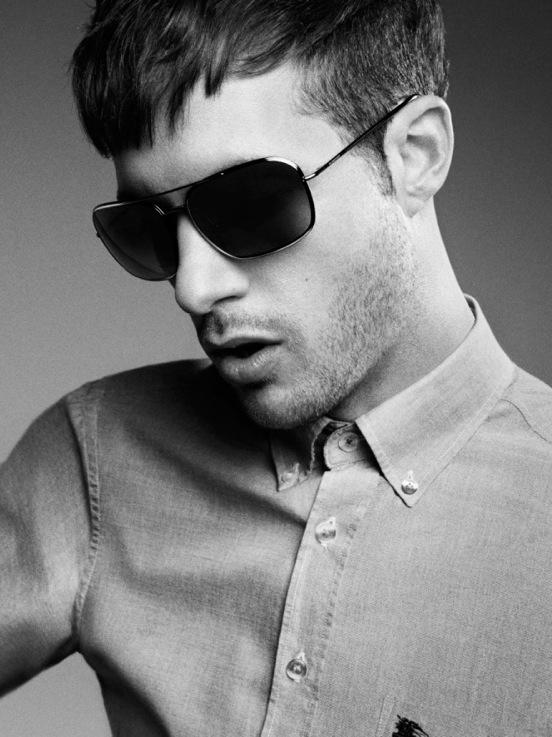 5474ac8babf Burberry Presents the Spring 2012 Eyewear in Music