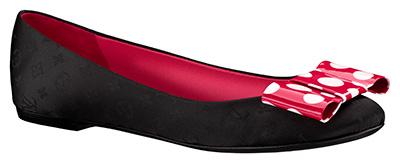 Yayoi Kusama Louis Vuitton Ballerina Monogram Nylon Dots Infinity red