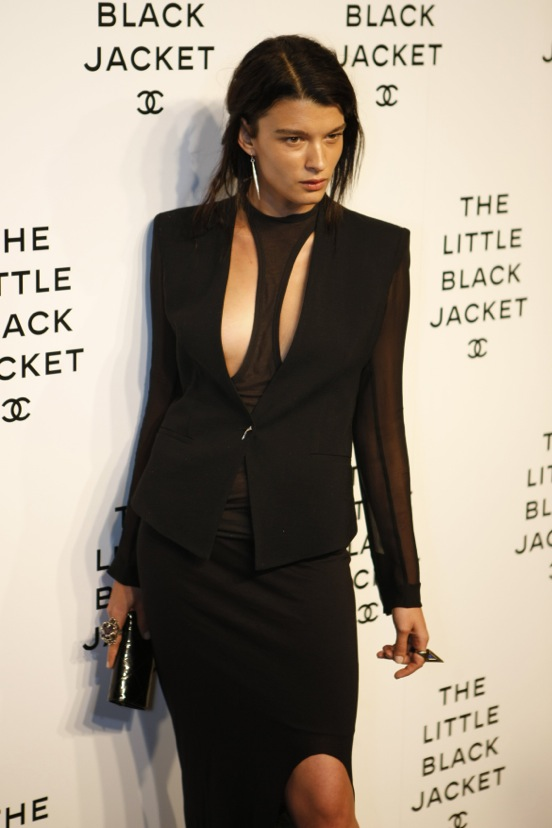 Chanel Presents The Little Black Jacket In New York