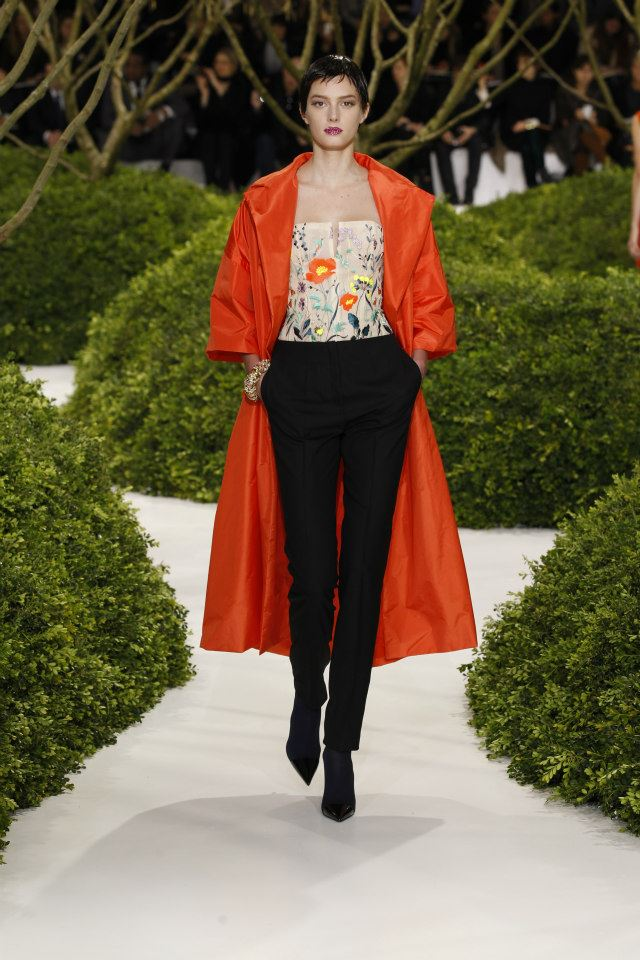 Dior Haute Couture Spring Summer 2013 Collection 5