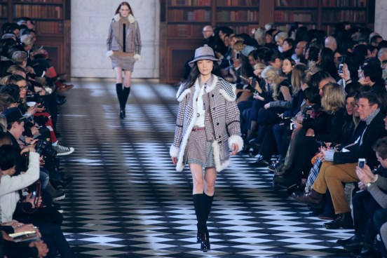 Tommy Hilfiger Fall Winter 2013 Collection 3