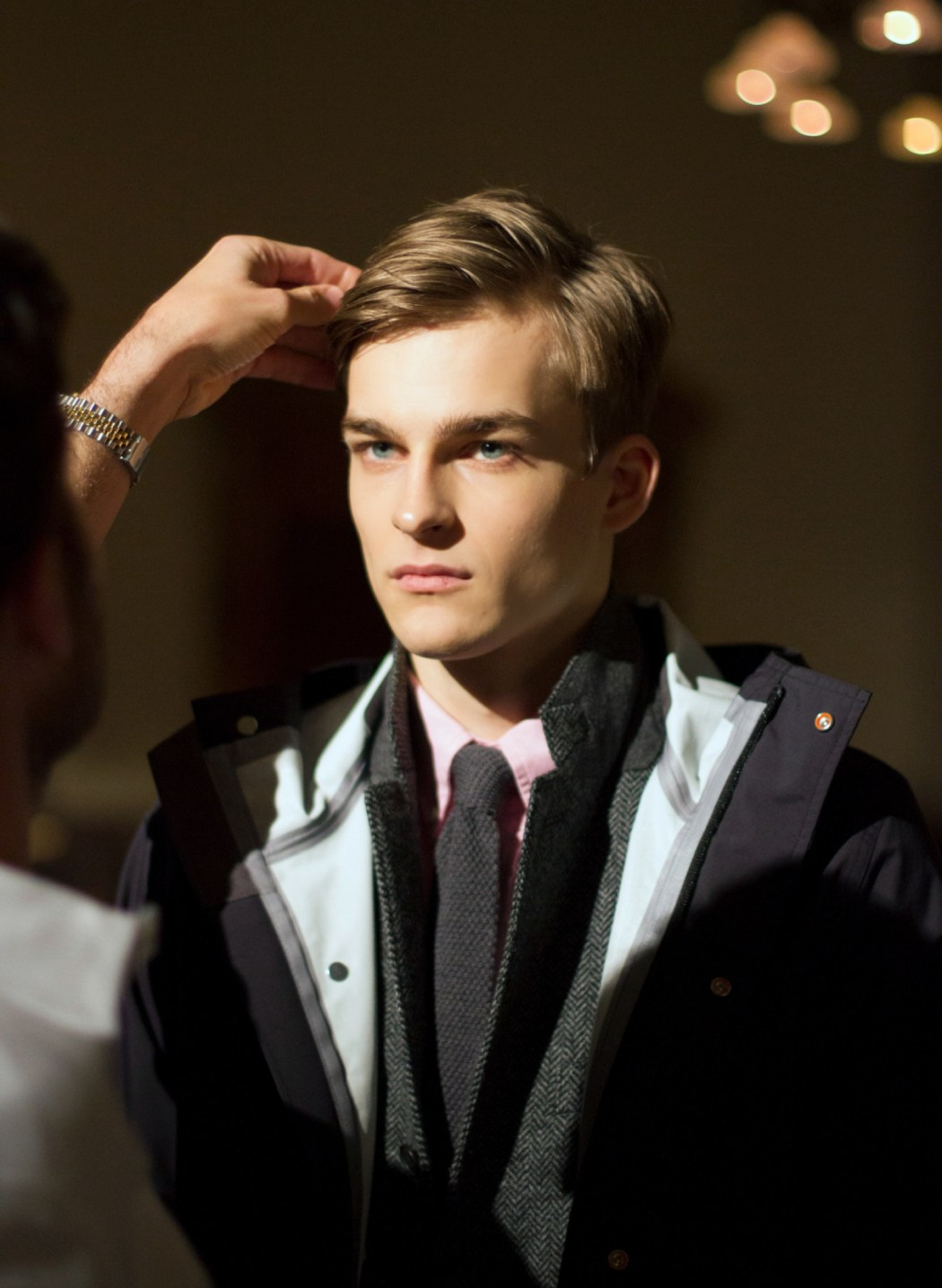 Backstage at the Jack Spade Fall Winter 2014 Show 4