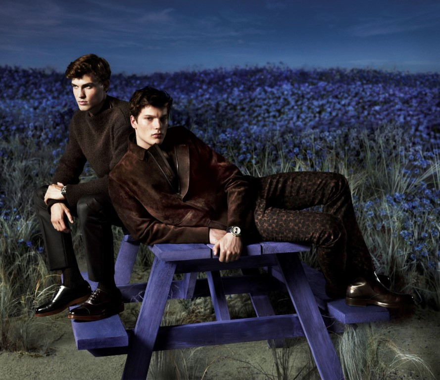 Ferragamo Fall Winter 2014 Ad Campaign 2