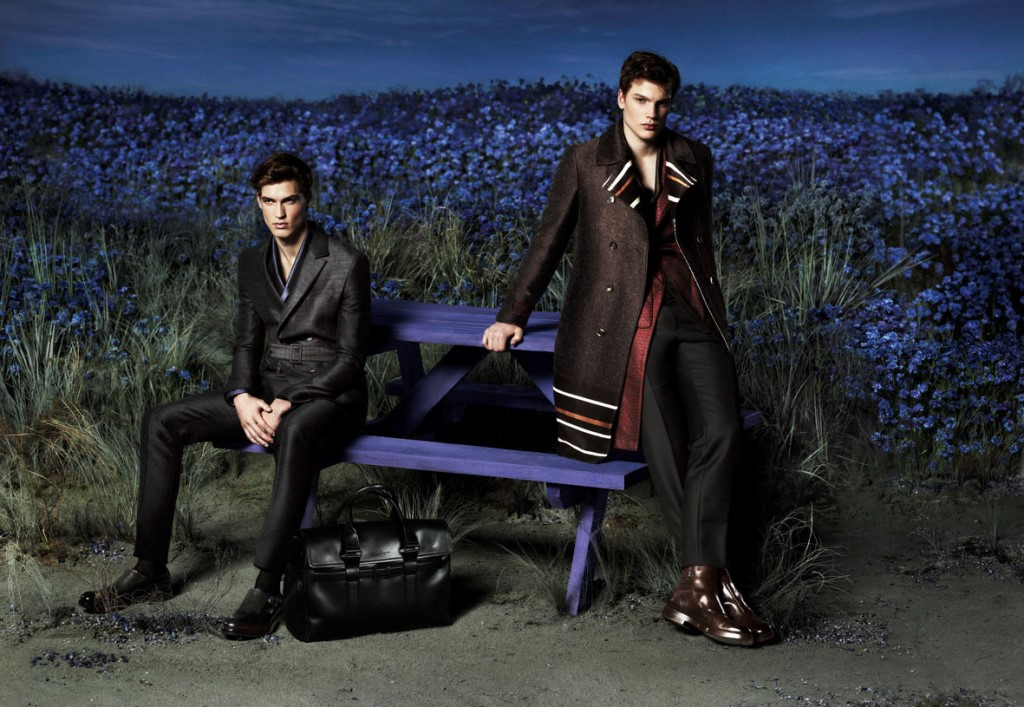 Ferragamo Fall Winter 2014 Ad Campaign 3