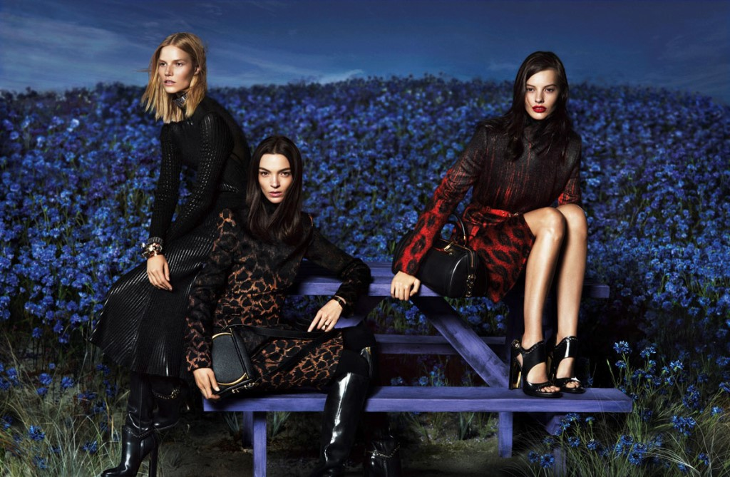 Ferragamo Fall Winter 2014 Ad Campaign 4
