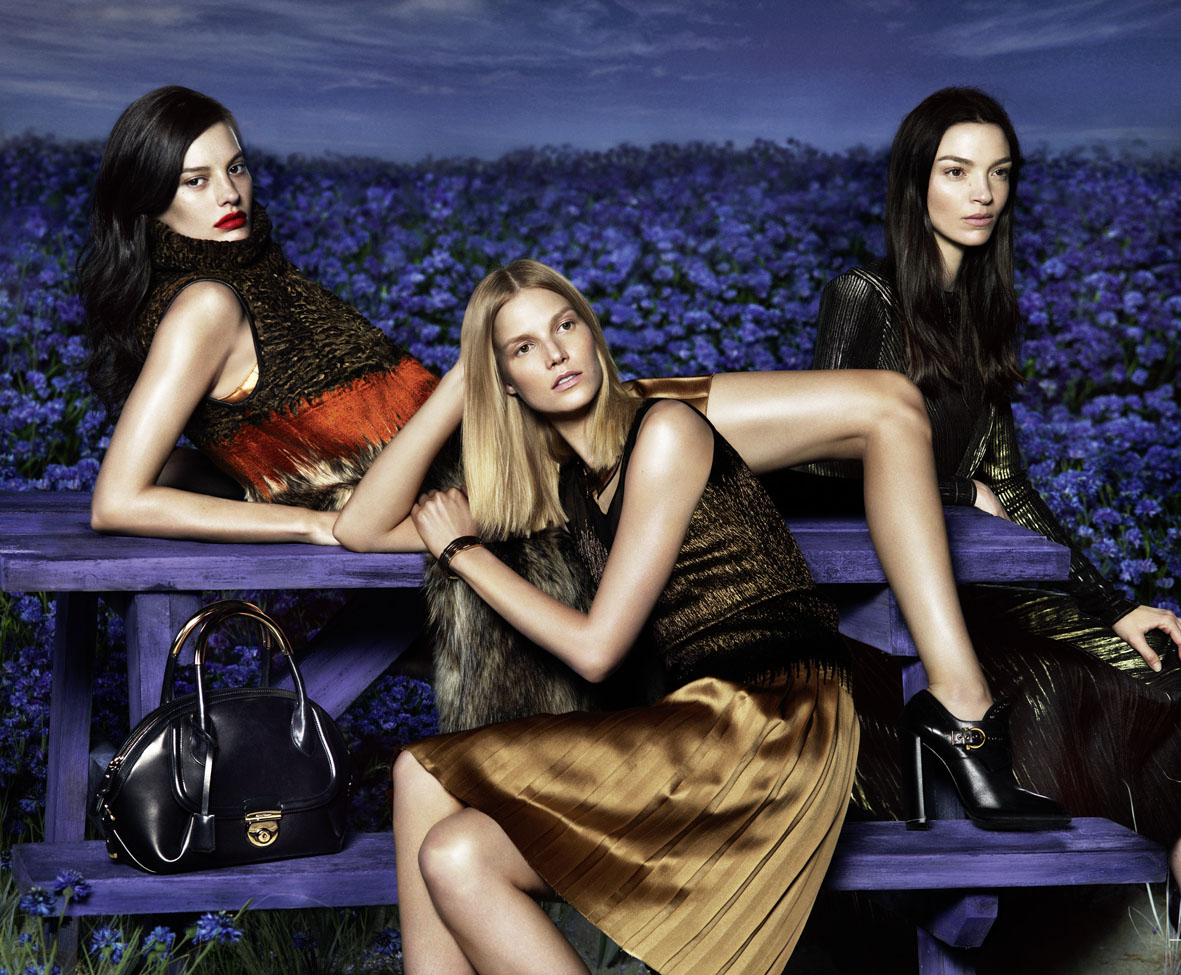 Ferragamo Fall Winter 2014 Ad Campaign 5