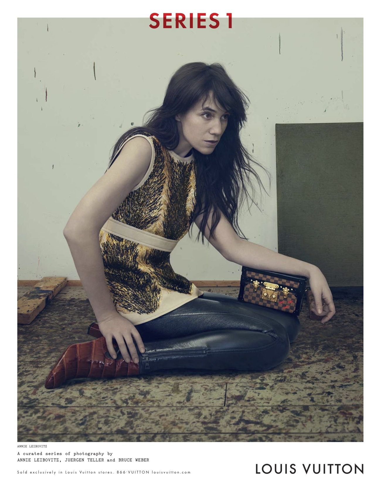 Louis Vuitton Fall Winter 2014 Ad Campaign 2