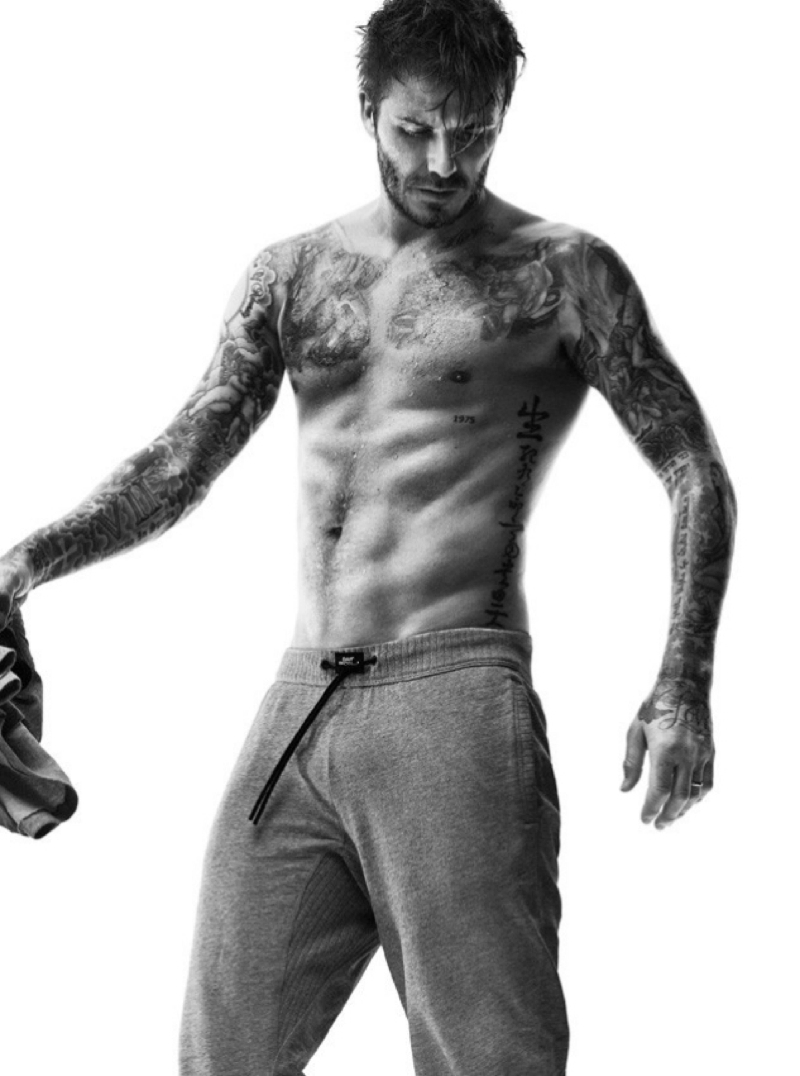 David Beckham for HM Bodywear Fall 2014 Campaign 5