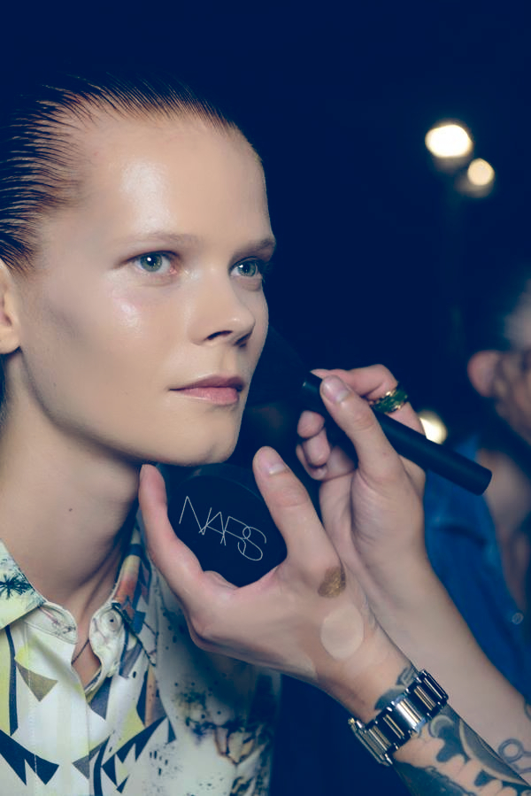 Backstage Beauty at the Alexander Wang Spring 2015 Show 9