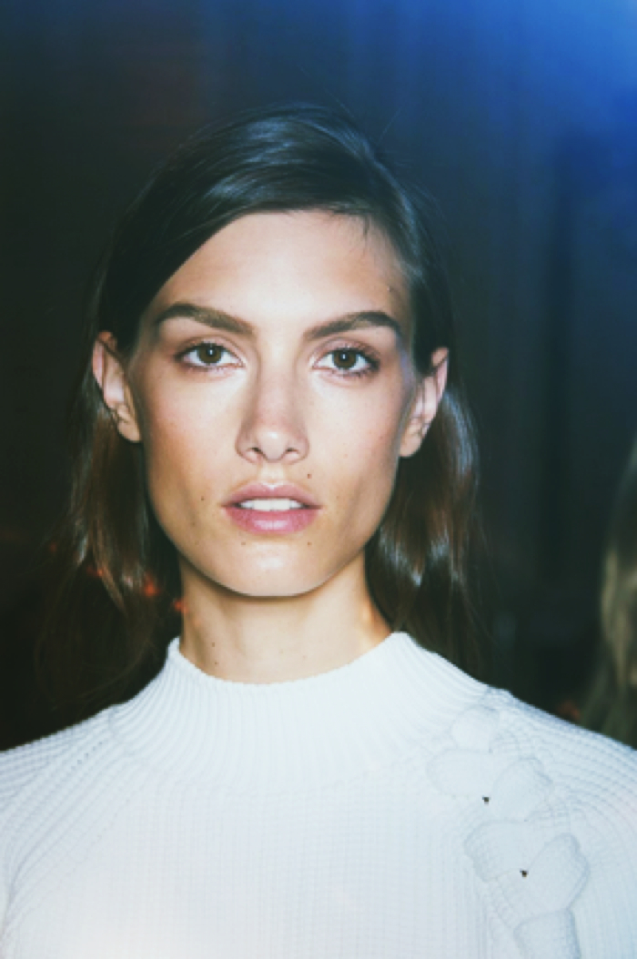 Backstage Beauty at the Victoria Beckham Spring 2015 Show 11