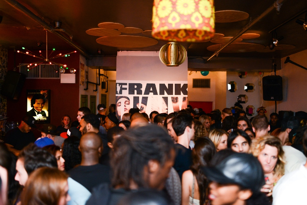 FRANK151 X DKNY RELEASE PARTY AT MAX FISH 17