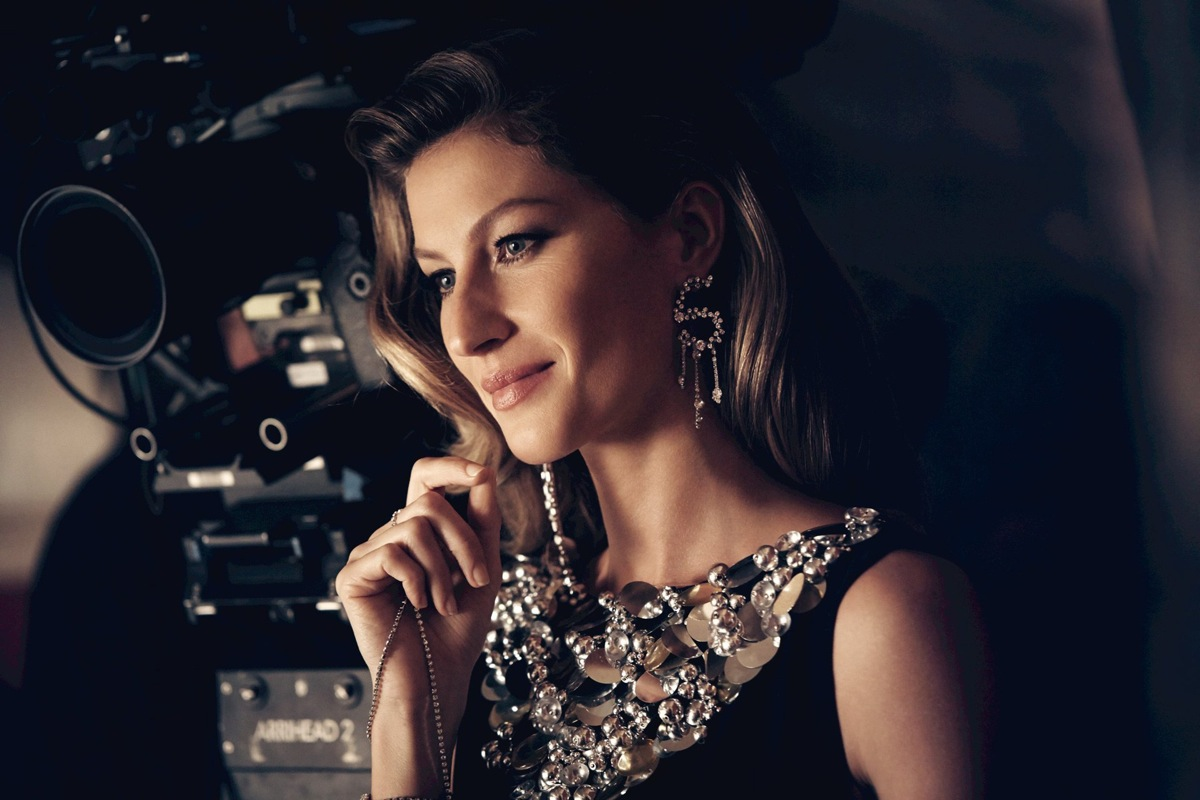 Chanel N 5 Film Featuring Gisele Bundchen 11
