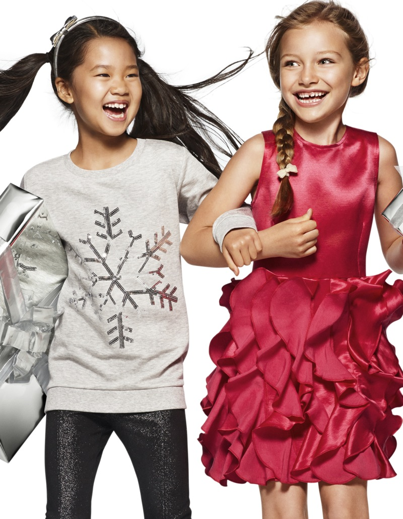 H&M 2014 Holiday Campaign 14