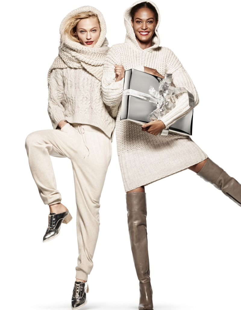 H&M 2014 Holiday Campaign 2