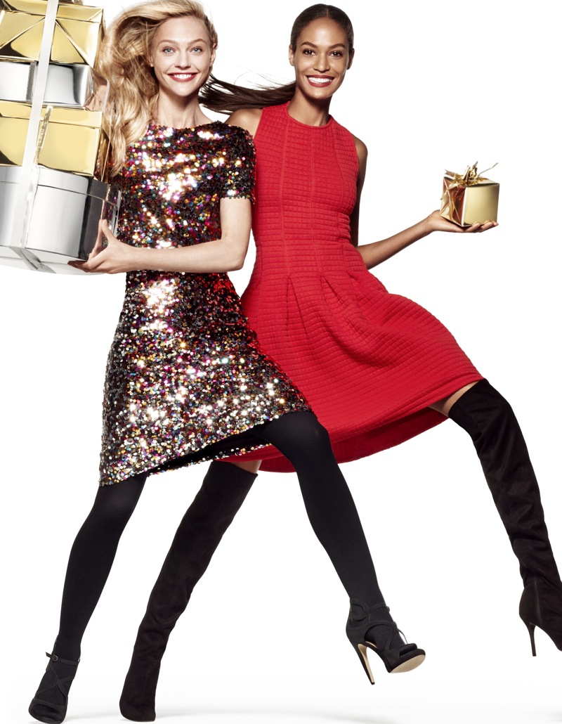 H&M 2014 Holiday Campaign 4