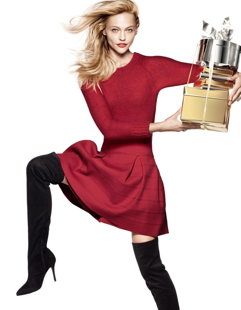 H&M 2014 Holiday Campaign 5