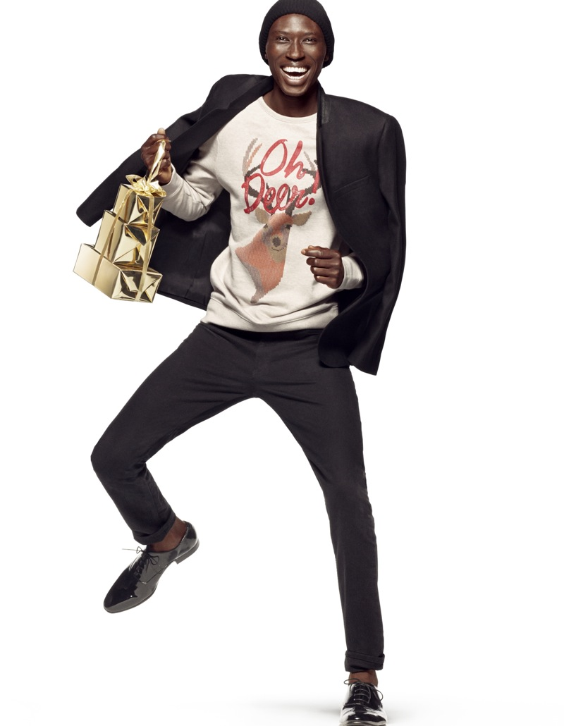 H&M 2014 Holiday Campaign 6