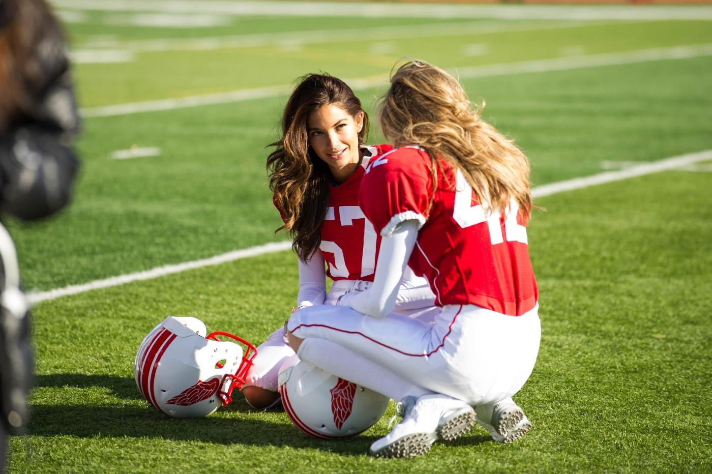 Valentines Day Super Bowl 2015 Behind The Scenes Victorias Secret 15