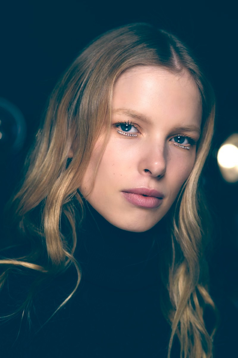 Backstage Beauty at the Rodarte Fall Winter 2015 Show 7