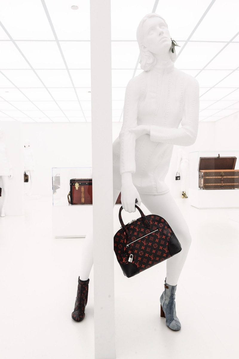 LOUIS VUITTON SERIES 2 EXHIBITION