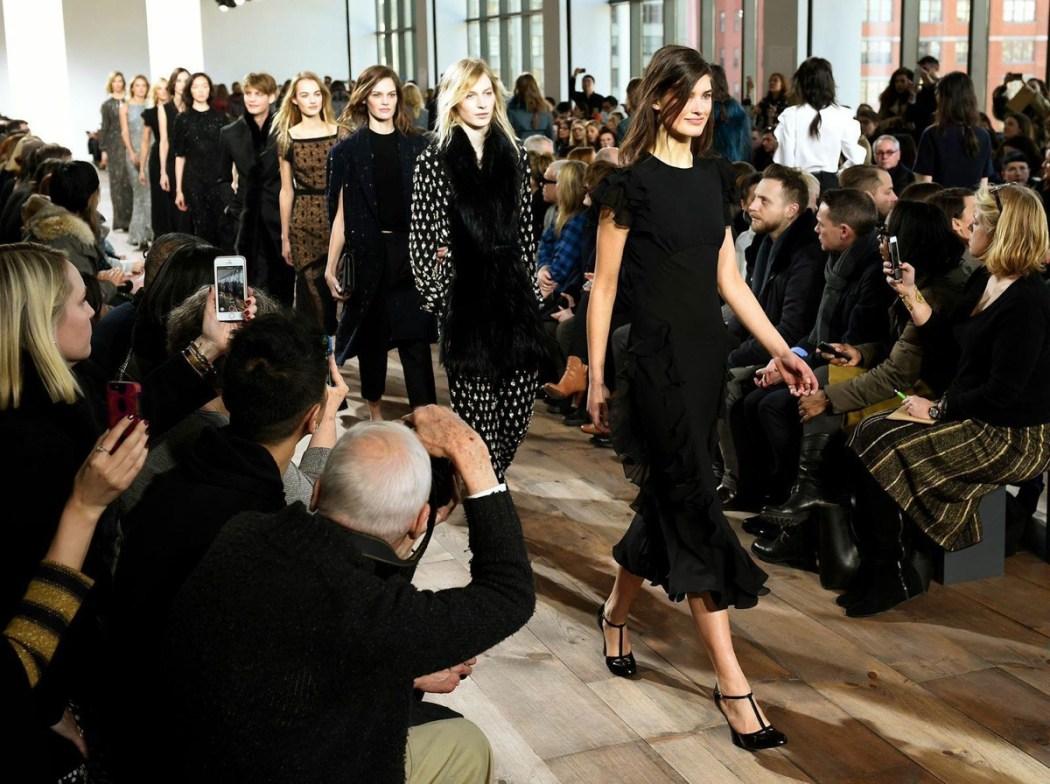 Michael Kors Fall Winter 2015 Collection 1