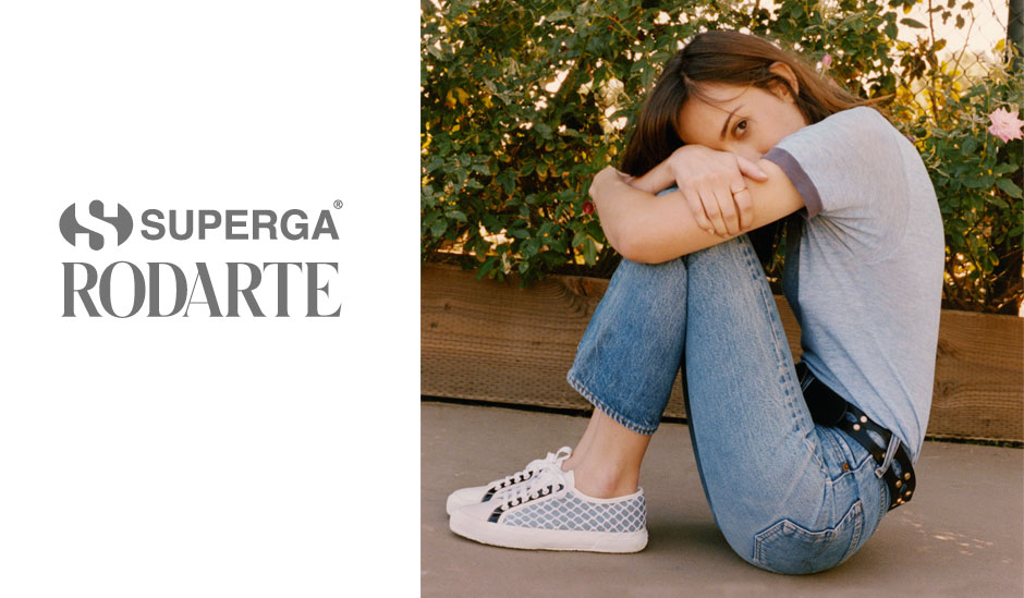 Rodarte x Superga Featuring Gia Coppola 4