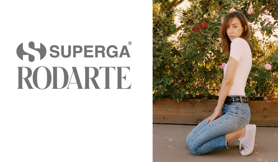 Rodarte x Superga Featuring Gia Coppola 6