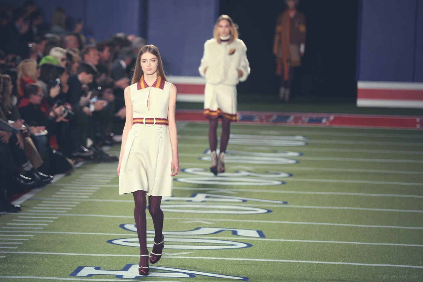 Tommy Hilfiger Fall Winter 2015 Collection 1