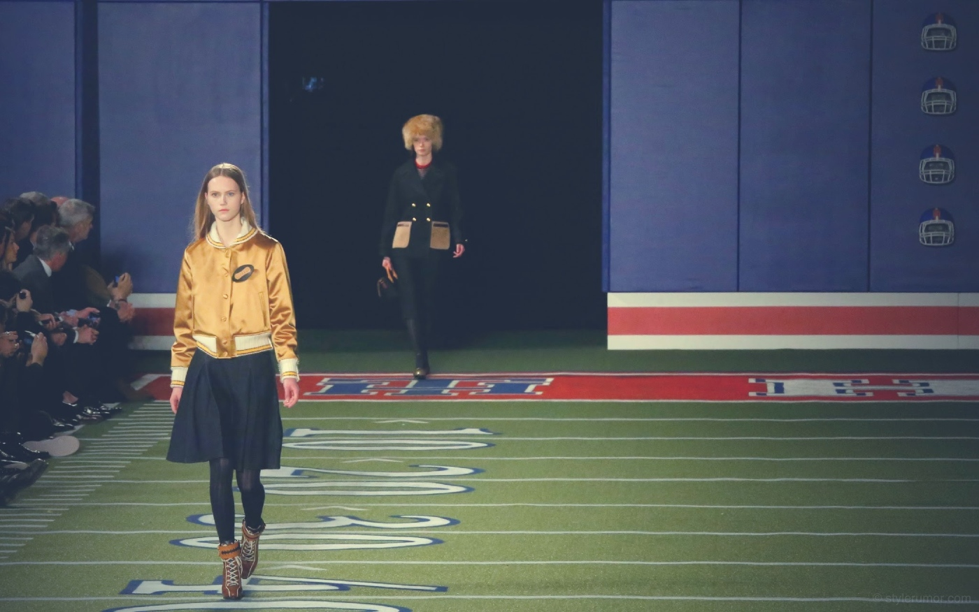 Tommy Hilfiger Fall Winter 2015 Collection 10